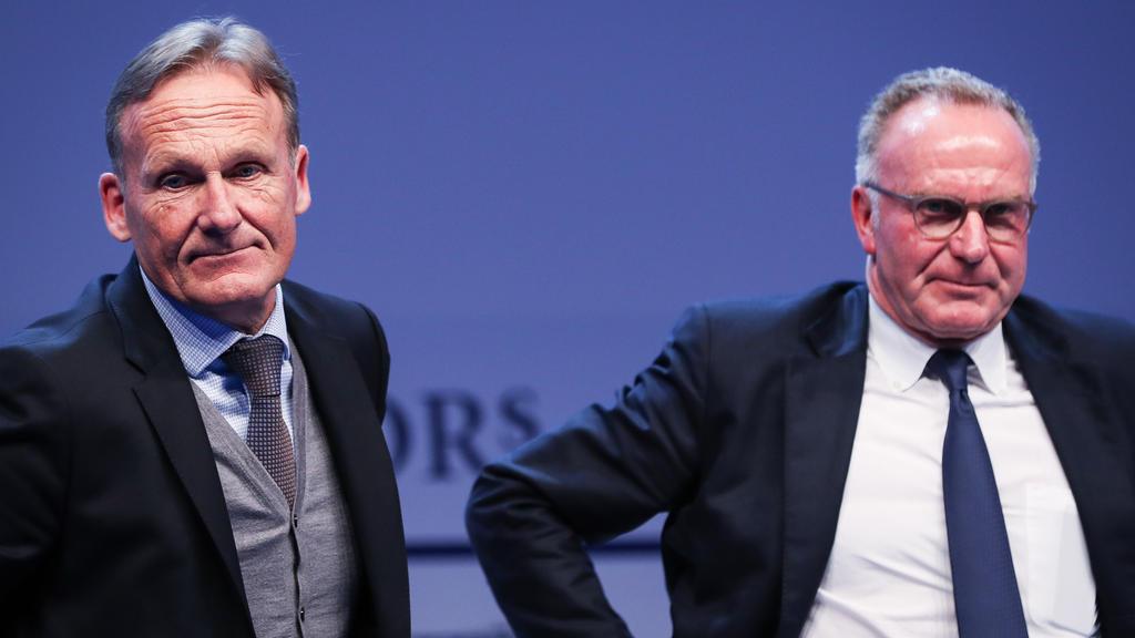 BVB und FC Bayern bald in neuer Superliga?