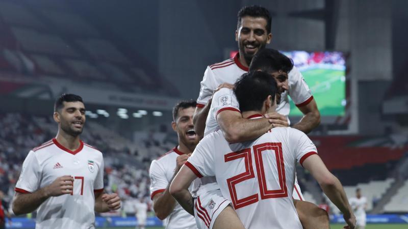 Der Iran setzte sich gegen Vietnam mit 2:0 durch