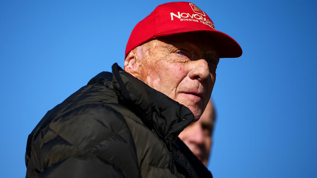 Niki Lauda Krankheit