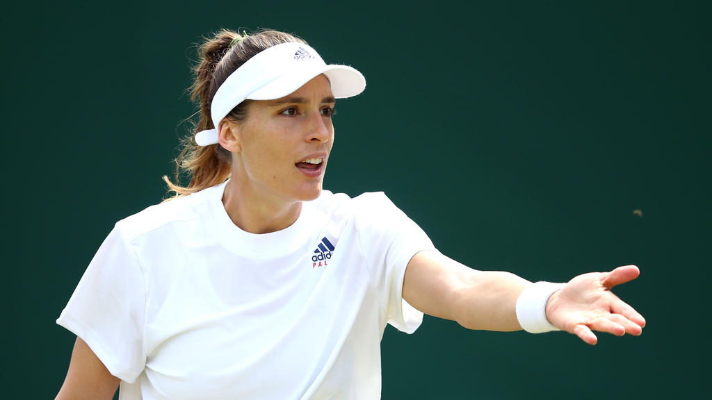 Andrea Petkovic freut sich auf den Fed Cup