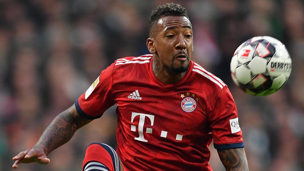 Jérôme Boateng fehlt dem FC Bayern gegen den FC Liverpool