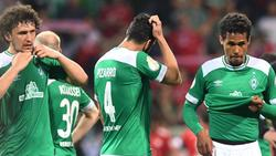 Werder Bremen darf trotz der Pleite auf die Teilnahme im Europa Pokal hoffen