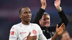 Dodi Lukebakio hat sich in den Fokus namhafter Klubs gespielt
