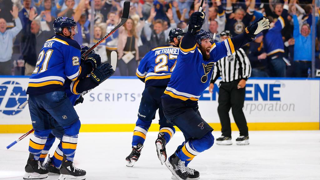 Die Blues dürfen wieder auf den Stanley Cup hoffen