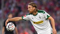Michael Lang könnte Borussia Mönchengladbach nach einer Saison wieder verlassen