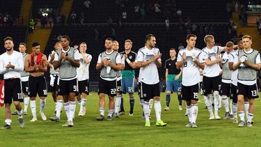 Die deutsche U21 will den EM-Titel