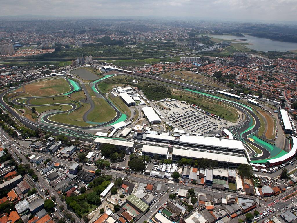 Bis 2020 ist das er sicher, danach steht der Brasilien-Grand-Prix in den Sternen