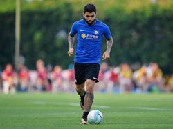 Gabriel Barbosa vuelve a la disciplina del Santos. (Foto: Getty)
