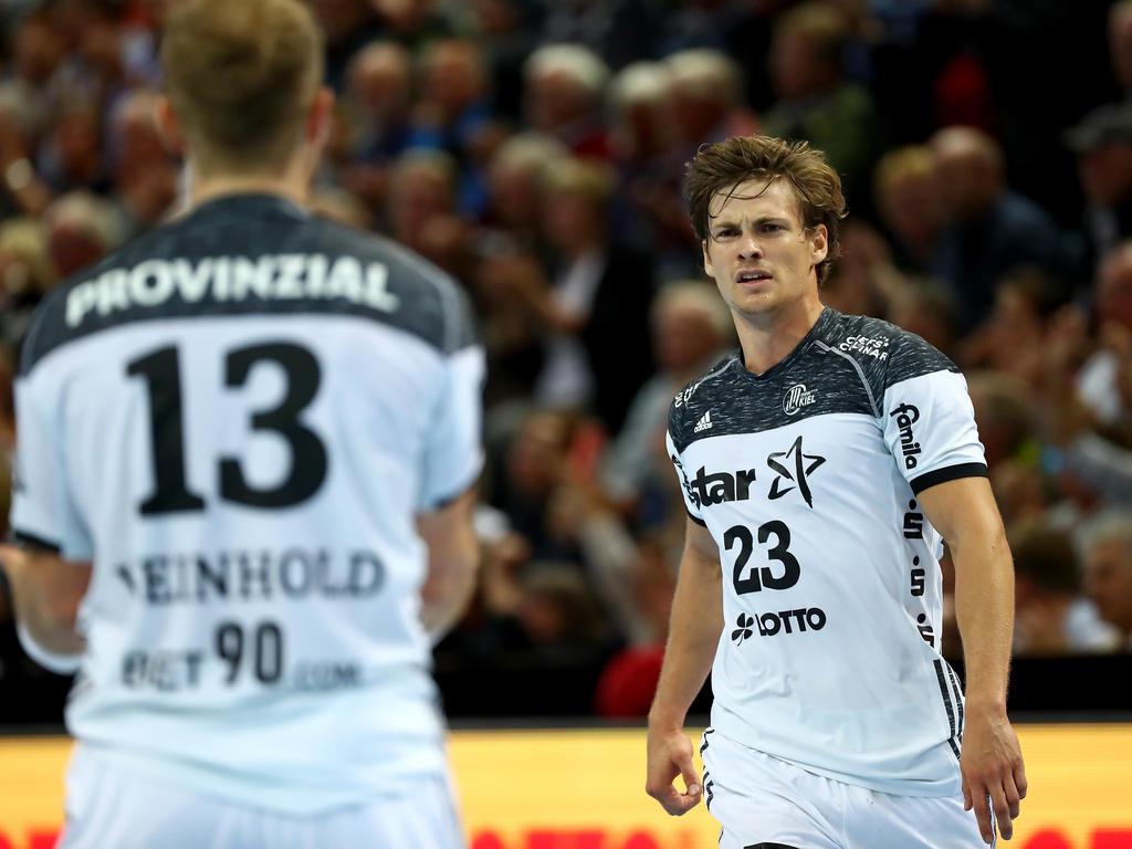 Der THW Kiel gewann das letzte Spiel des Jahres deutlich