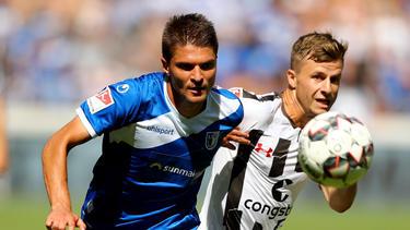 Aleksandar Ignjovski verstärkt Holstein Kiel