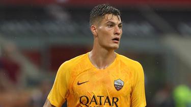Patrik Schick will sich bei der AS Rom durchsetzen