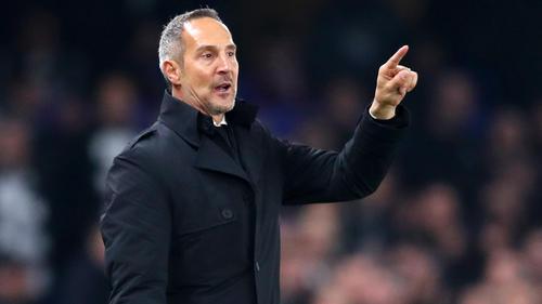Adi Hütter geht in seine zweite Saison bei Eintracht Frankfurt