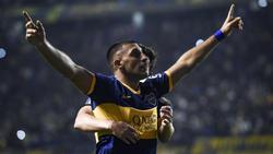 Boca Juniors sigue con la solidez de un campeón.