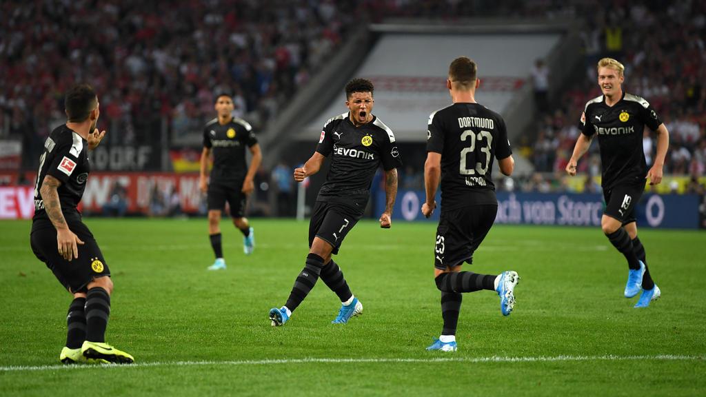 Wie viel Geld scheffeln BVB-Kapitän Marco Reus, Shooting-Star Jadon Sancho?