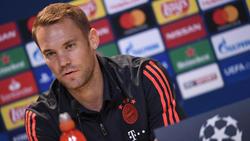 Schweigt lieber: Nationalkeeper Manuel Neuer