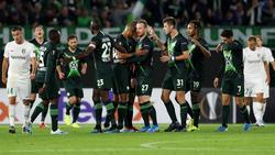 Ungefährdeter Heimerfolg für den VfL Wolfsburg
