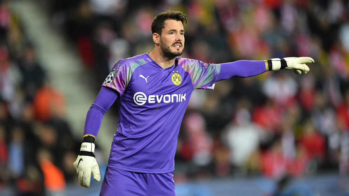 BVB-Keeper Roman Bürki verletzte sich beim Sieg gegen Gladbach