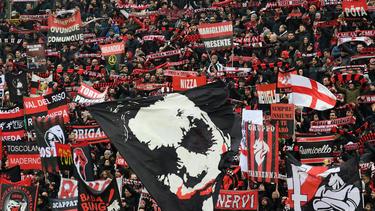 Unter Milan-Fans entbrannte ein folgenschwerer Streit