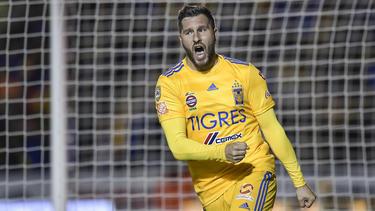 Gignac sigue siendo el mejor goleador de Tigres.