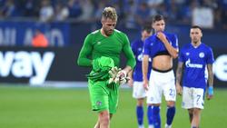 Ralf Fährmann patzte zuletzt mehrfach beim FC Schalke 04