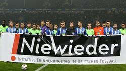 Fußball-Klubs setzen Zeichen gegen Diskriminierung