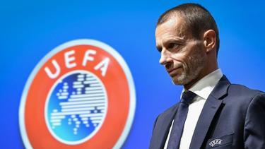 Aleksander Ceferin kritisiert die Entscheidung der Pro League