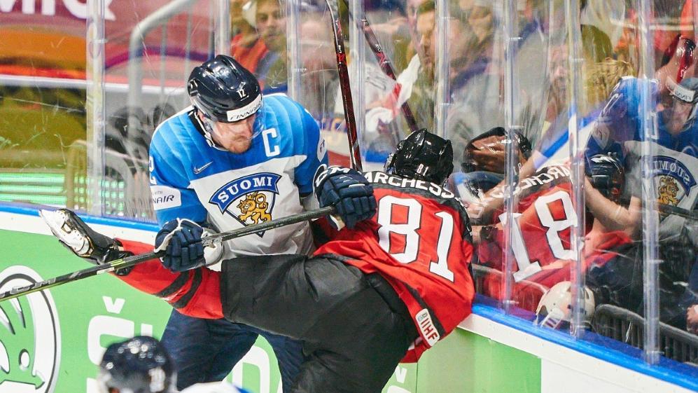 Noch wurde die Eishockey-WM nicht abgesagt