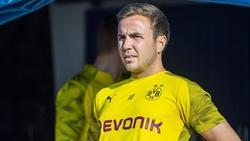 Auch Mario Götze ist auf der Suche nach einem neuen Verein