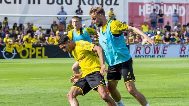 Ein BVB-Training vor Zuschauern wird es in diesem Jahr in Bad Ragaz nicht geben