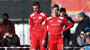 Union Berlin hat mit einem Nachwuchsspieler verlängert