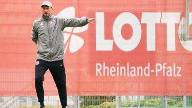 Nächster Rückschlag für Mainz-Coach Jan-Moritz Lichte