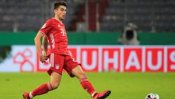 Marc Roca hat sein Debüt für den FC Bayern gegeben