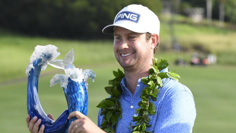 Golf: Harris English hat das Tournament of Champions gewonnen