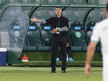 Jorge Almirón no sigue como técnico en LaLiga.