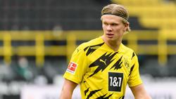 Erling Haaland spielt derzeit beim BVB, hätte aber schon bei ManUnited landen können