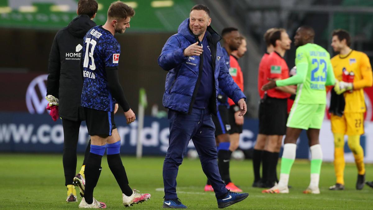 Pál Dárdai soll Hertha BSC wieder in die Spur bringen