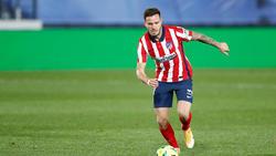 Saúl Níguez wird angeblich vom FC Bayern umworben