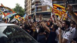 Valencia-Fans dürfen in begrenzter Anzahl wieder ins Stadion