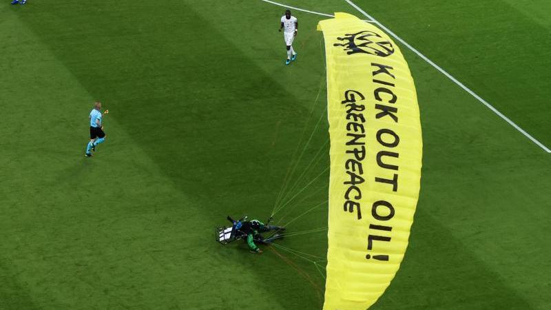 Der Greenpeace-Protest wird folgen haben