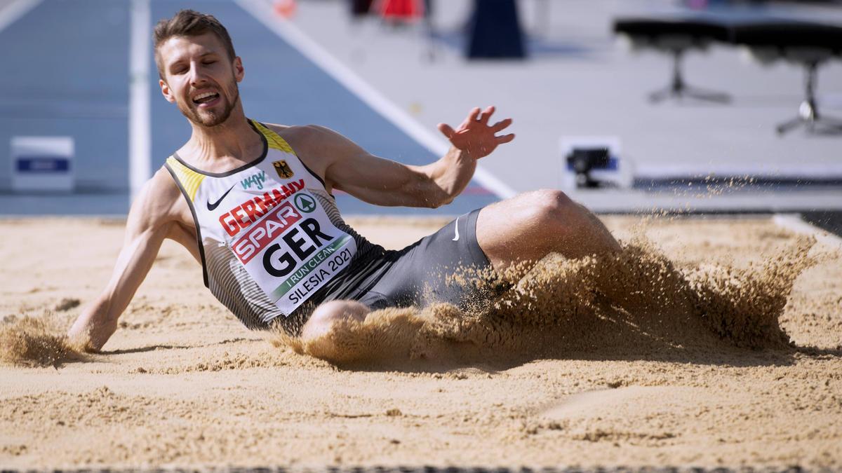 Fabian Heinle sprang zum Meistertitel