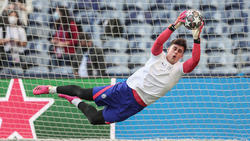 Kepa Arrizabalaga wurde von den Spaniern nachnominiert
