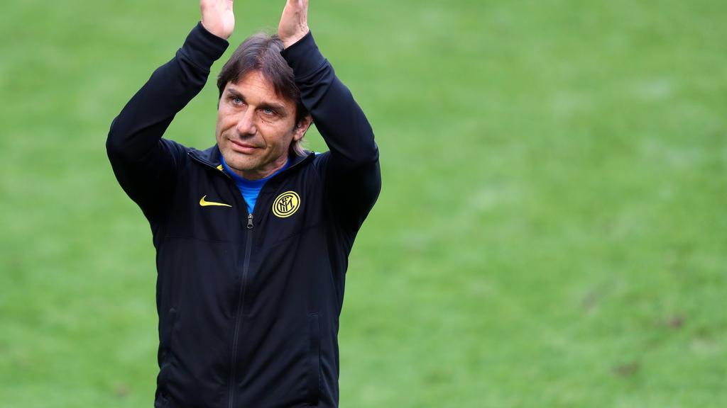 Conte nimmt sich eine Auszeit