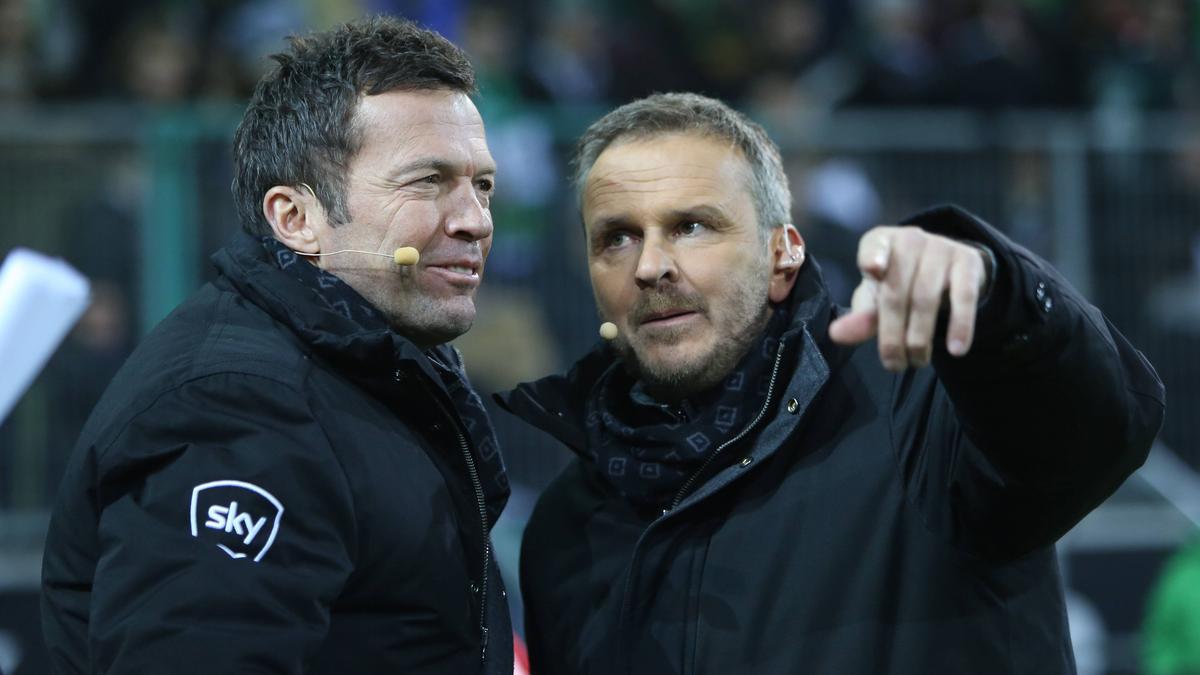 Matthäus und Hamann würden Müller unterschiedlich ersetzen