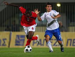 U19-EM-Qualifikation:1:1zwischenGriechenland und England