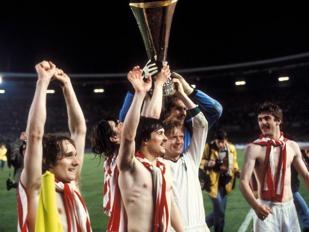 Borussia Mönchengladbach: Sieger im Uefa-Cup 1979