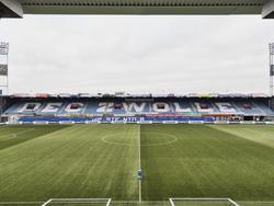 De thuisbasis van PEC Zwolle is het IJsseldeltastadion.