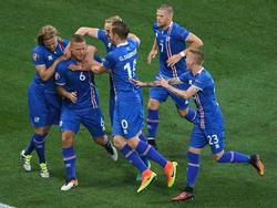 Isländische Freude