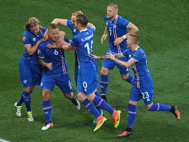Este empate fuera de casa permite a Islandia comenzar con buen pie hacia Rusia-2018. (Foto: Getty)