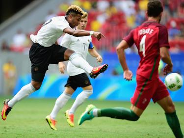 Serge Gnabry führt Deutschland zum 4:0-Sieg gegen Portugal