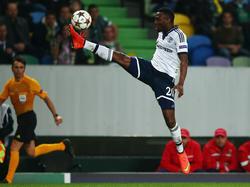 Ein Bild vergangener Tage: Chinedu Obasi in der Bundesliga